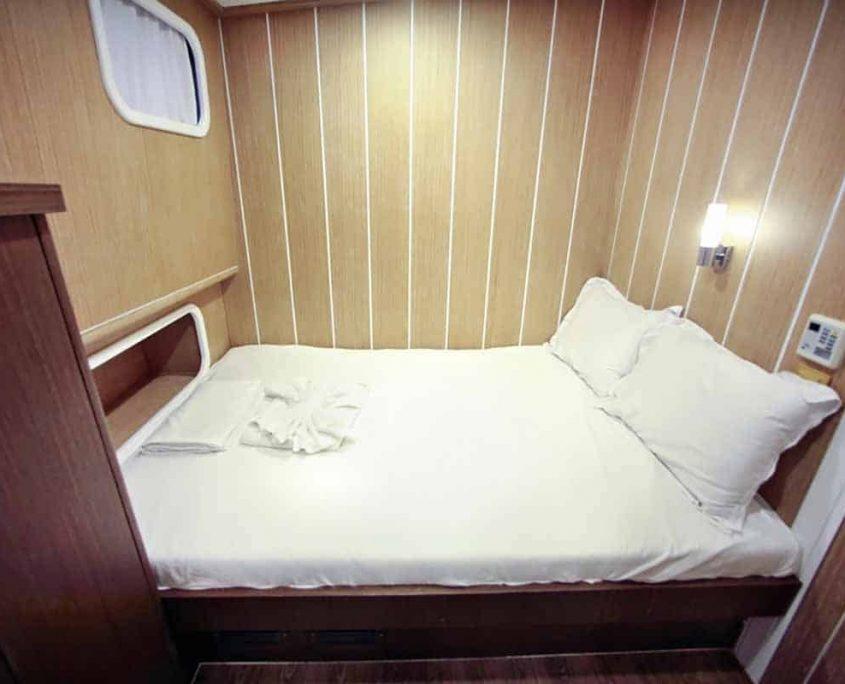OGUZ BEY Double cabin