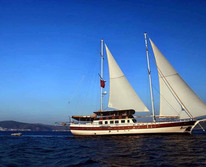 OGUZ BEY Sailing