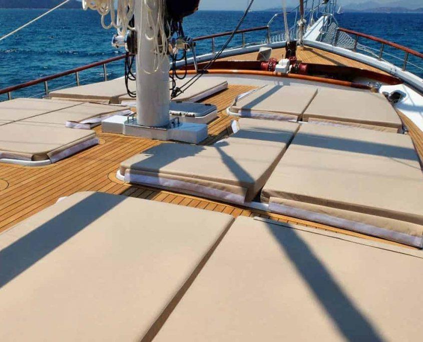 OGUZ BEY Sun deck