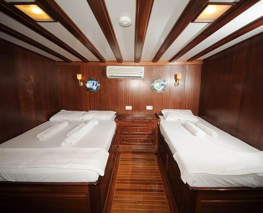 PRENSES SELIN Cabin