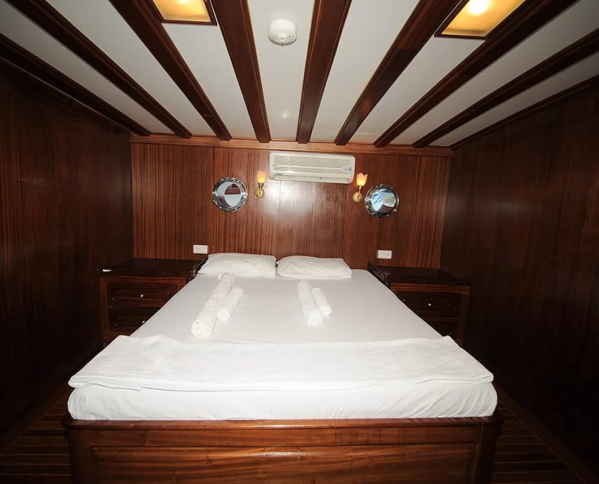 PRENSES SELIN Double Cabin
