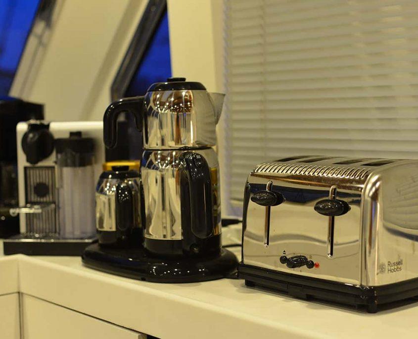 WHITE SOUL Coffee machine