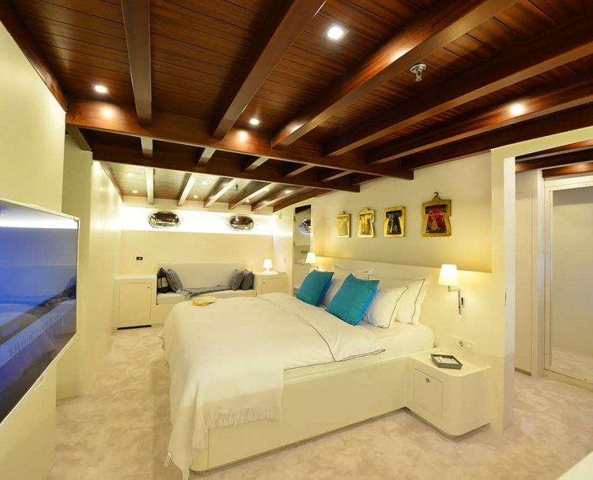 WHITE SOUL Double cabin