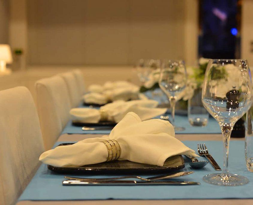 WHITE SOUL Table decoration