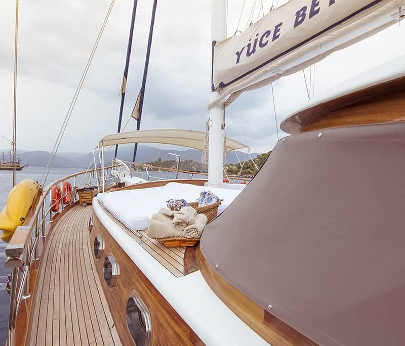 YUCE BEY 1 Side deck