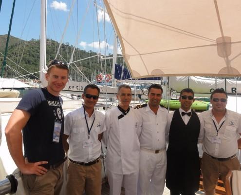 Crew inspections