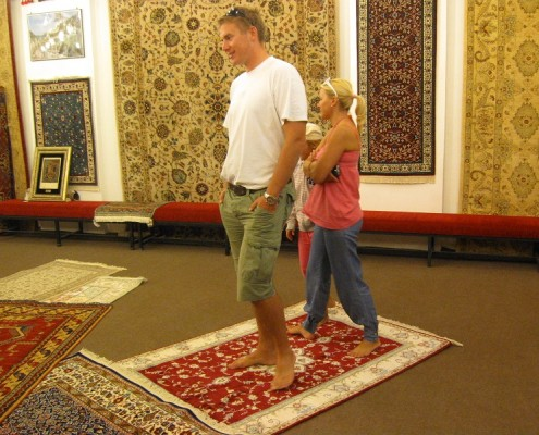 Turkey carpets