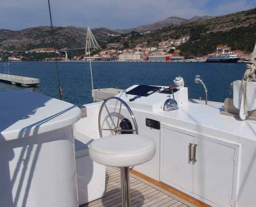 ADRIATIC HOLIDAY Flybridge