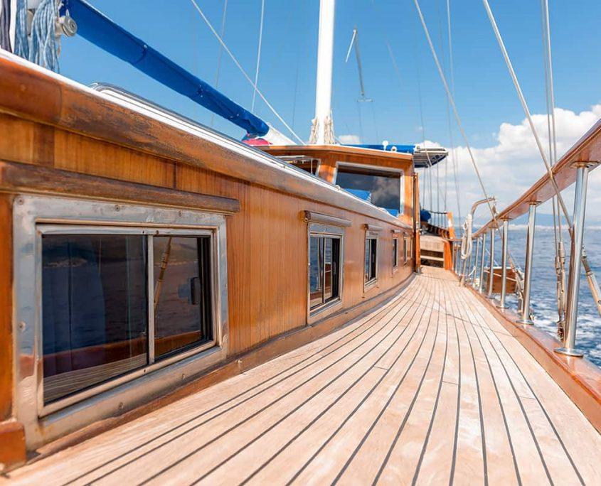 ANDI STAR Side deck