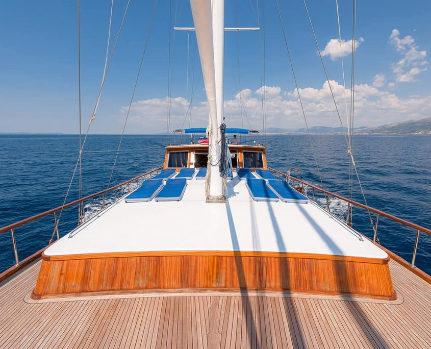ANDI STAR Sun deck