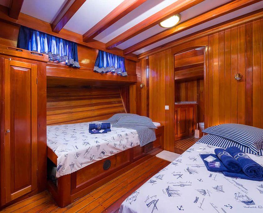 ANDI STAR Twin cabin