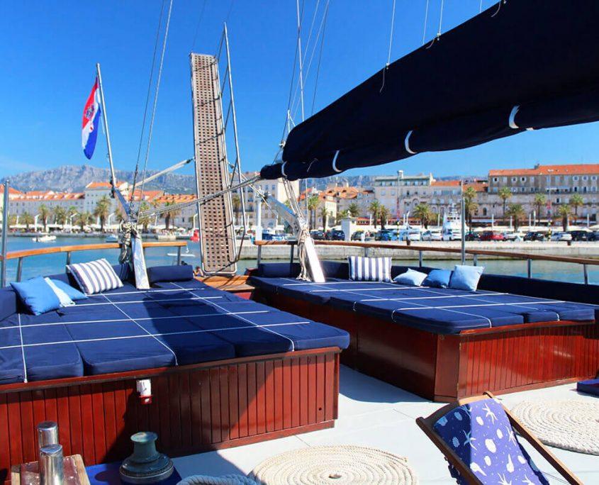 BARBA Back deck