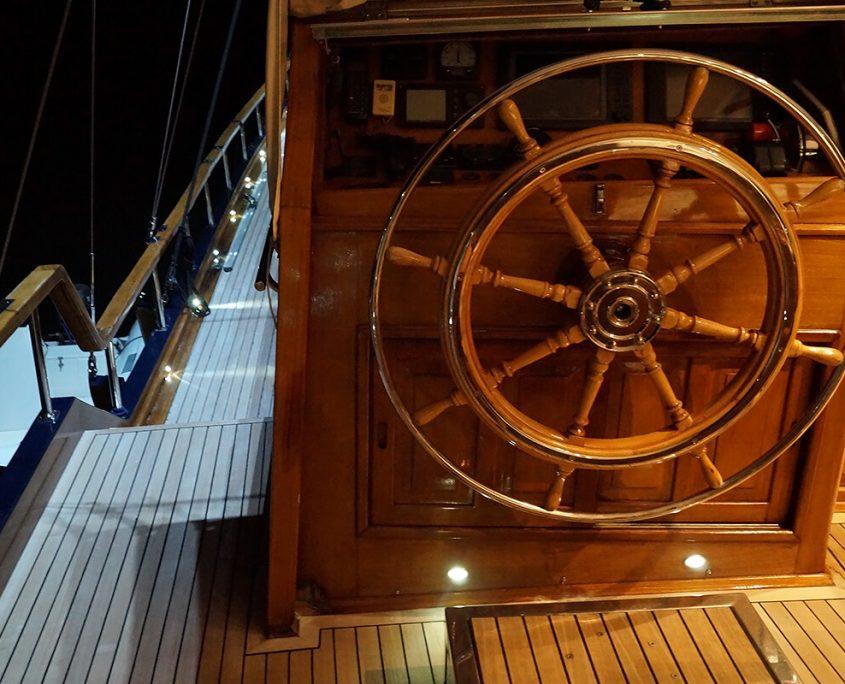 PACHA Captain Wheel