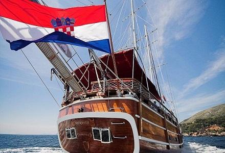 Croatia luxury gulet cruise