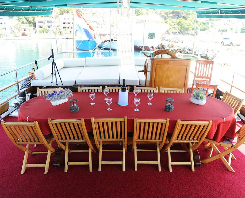 AGORA Dinning area