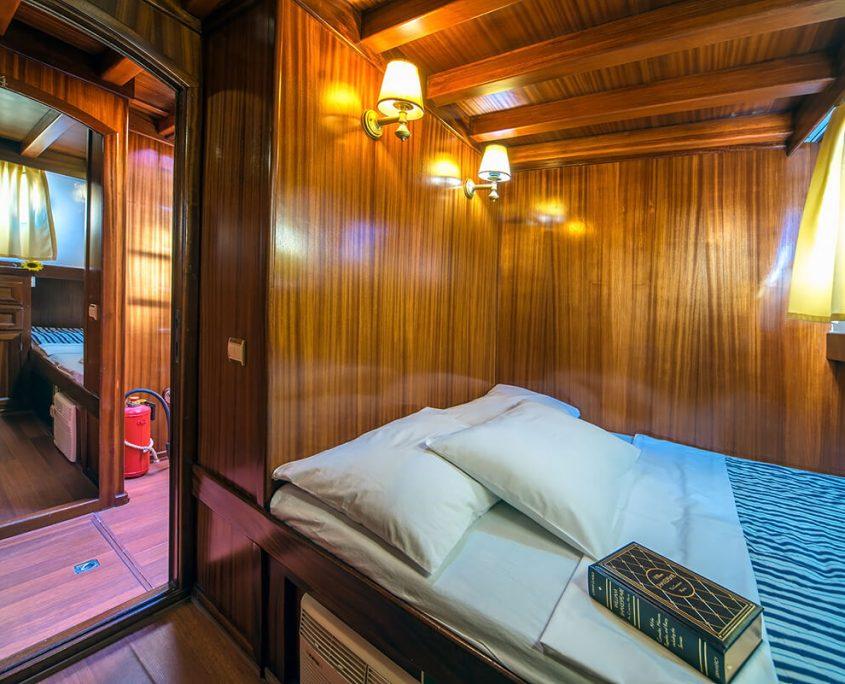 ALISA Double Cabin