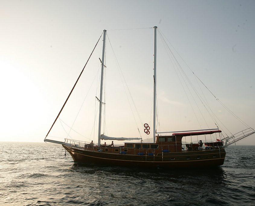 KRILA 7 Cruising