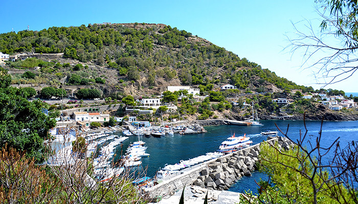 Island Ustica - Sicily