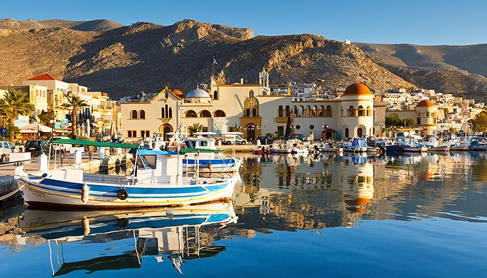 Kalymnos island, Dodecanese