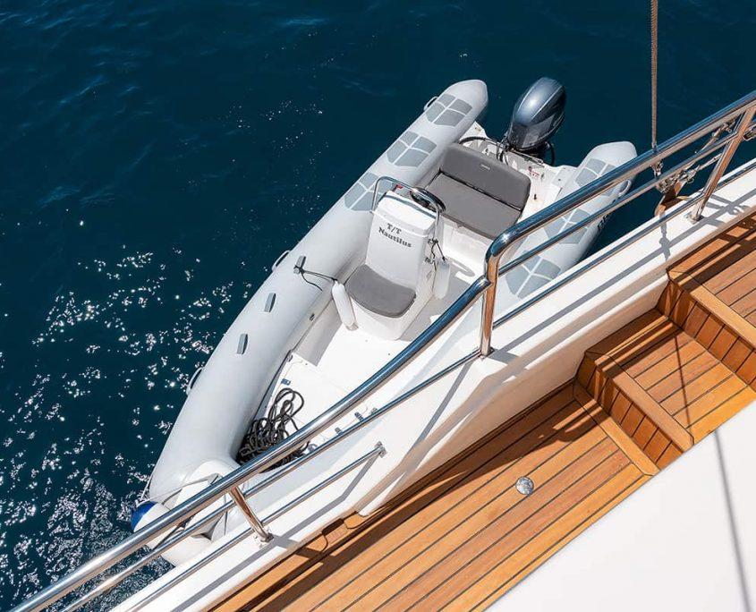 NAUTILUS Tender boat