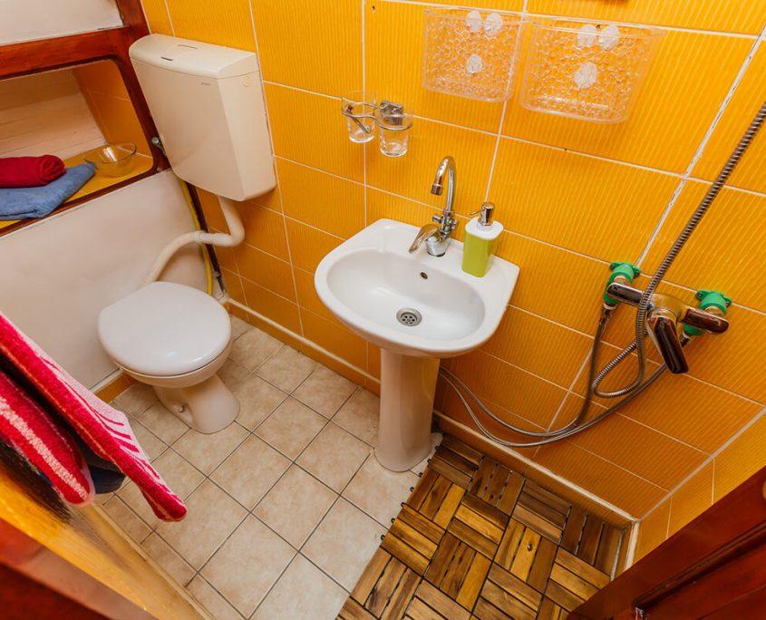 NOSTALGIJA Bathroom