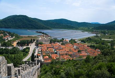 Peljesac town