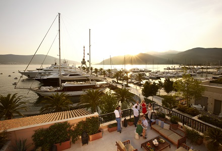 Porto Montenegro the most luxurious marina in the world