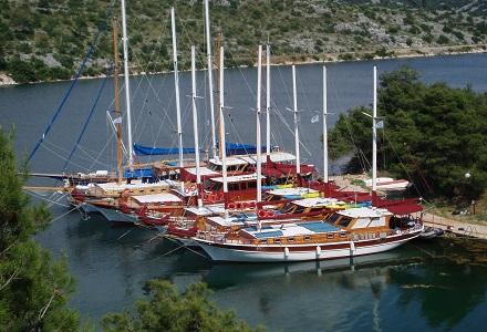 Sibenik Zaton Croatia
