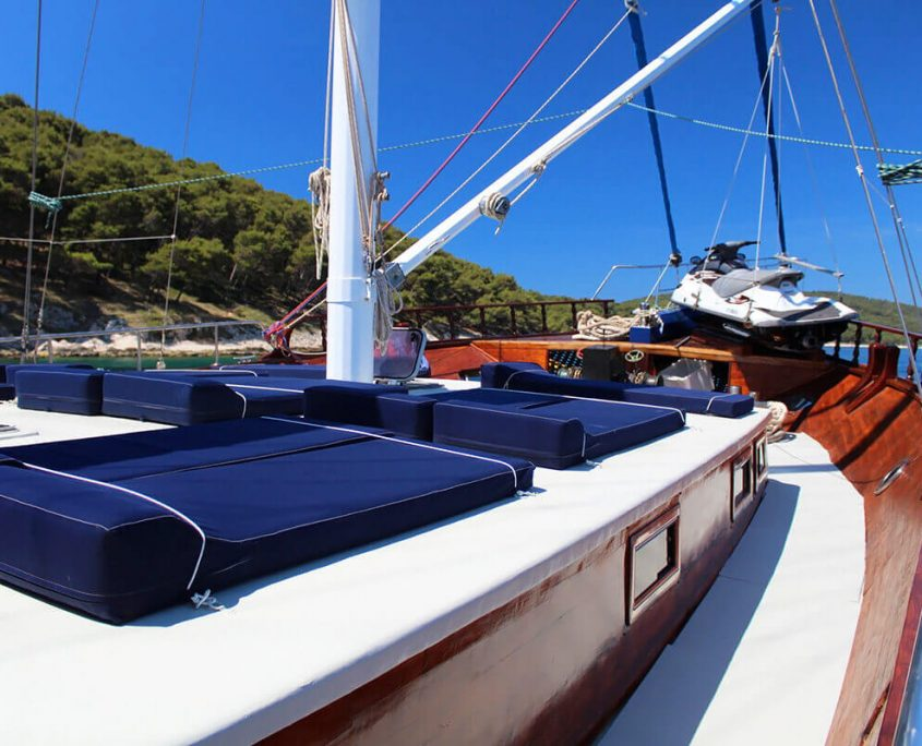 BARBA Sun deck