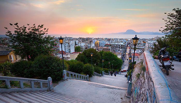 Patras City