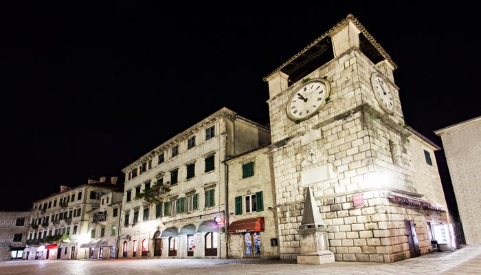 Clock Tower, Kotor