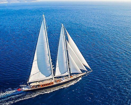Regina-Sailing