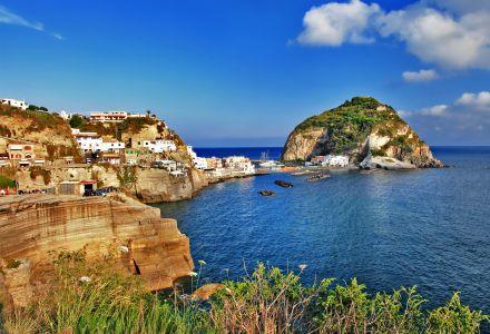 Italy - Sant Angelo, Ischia island