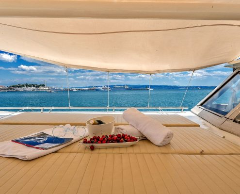 Gulet Sedna - Sun deck