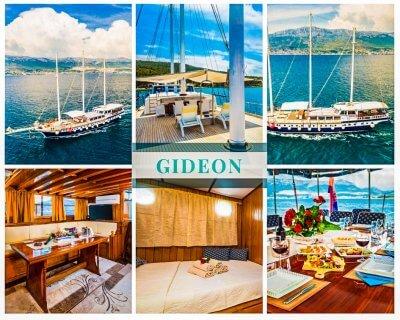 Gulet Gideon