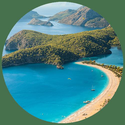 Turkey gulet charter