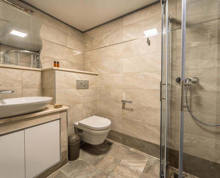 CASABLANCA Bathroom view