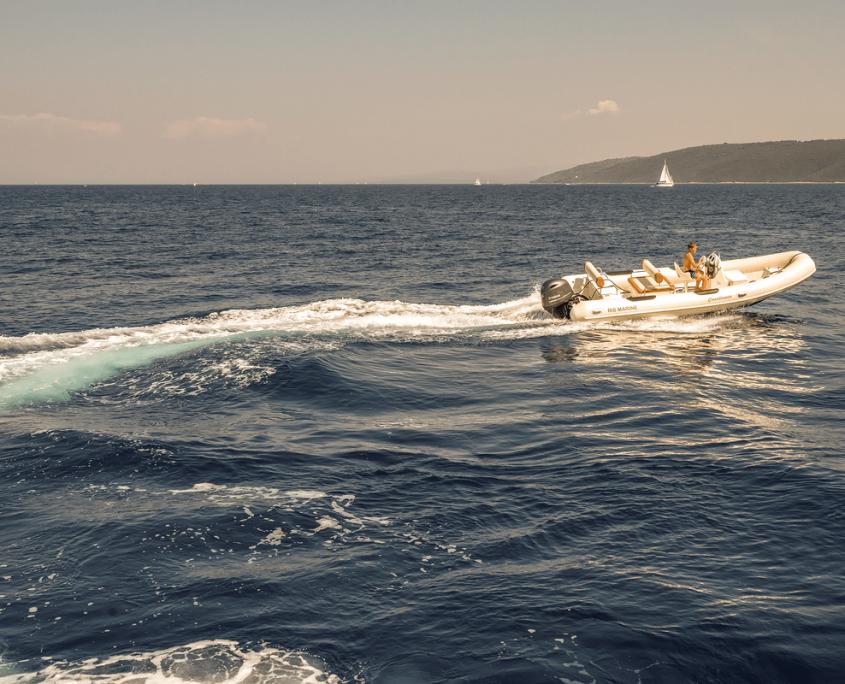 CASABLANCA Tender boat