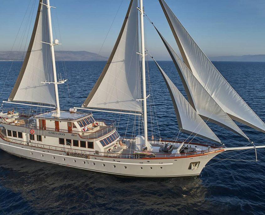 CORSARIO Sailing