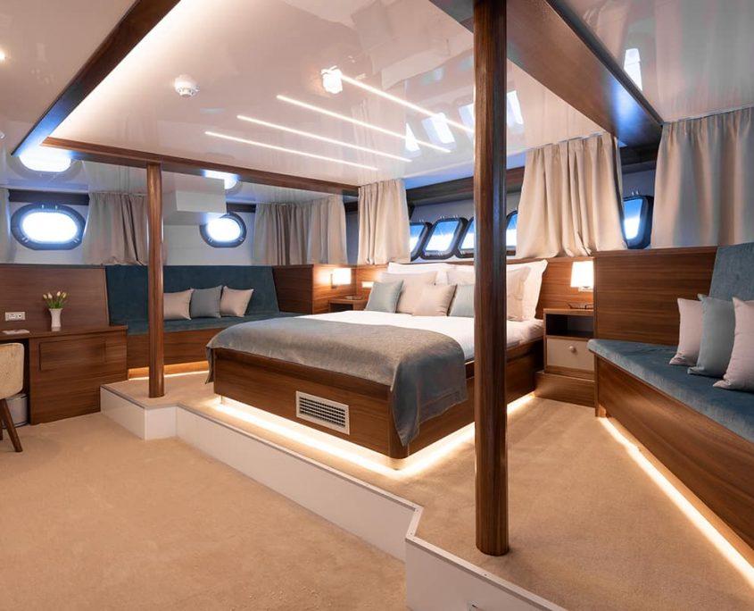CORSARIO VIP cabin