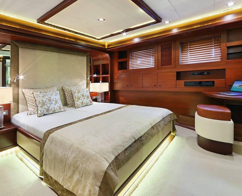 DAIMA Double cabin