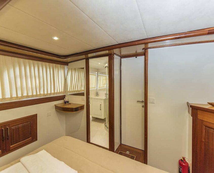 DURIYE Cabin view