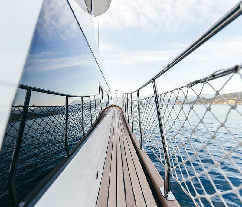 DURIYE Side deck