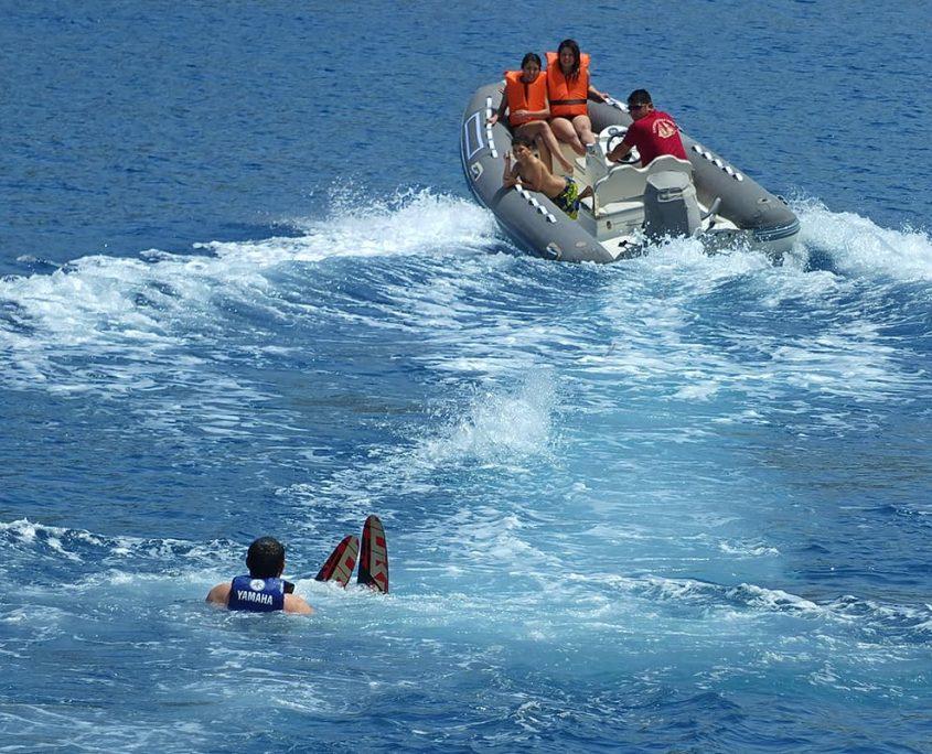 KAPTAN MEHMET BUGRA Water skiing