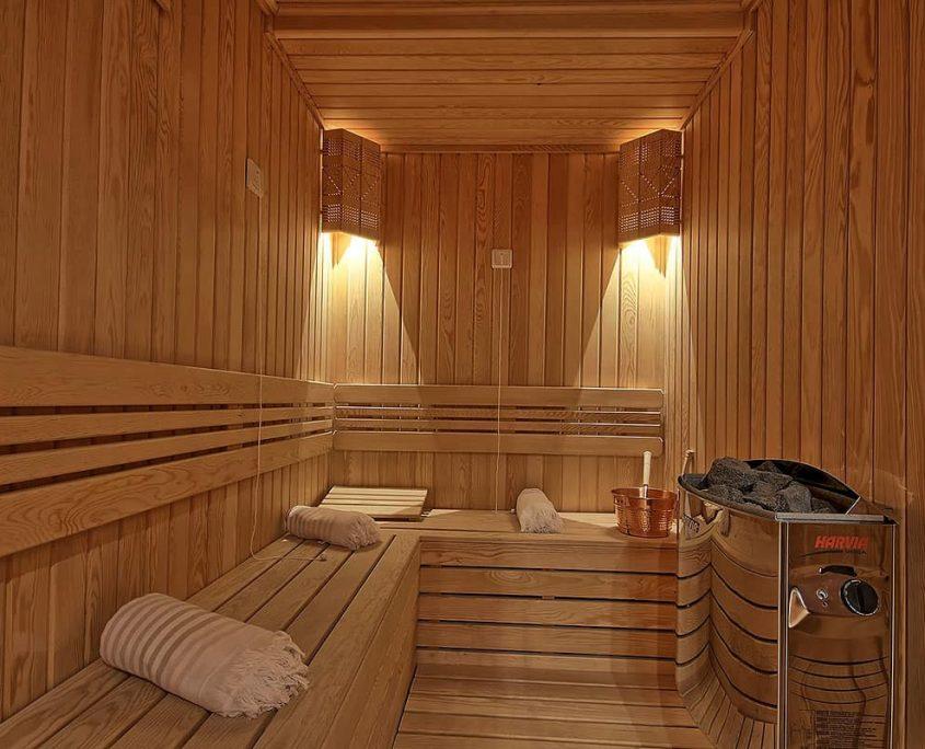 MEIRA Sauna