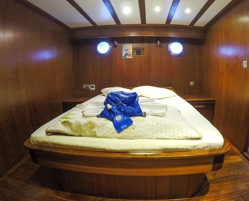 MUHTESEM A Master cabin