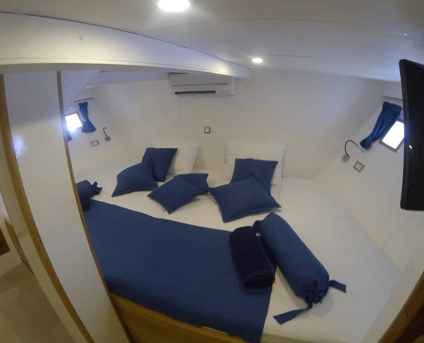 DAMA Double cabin