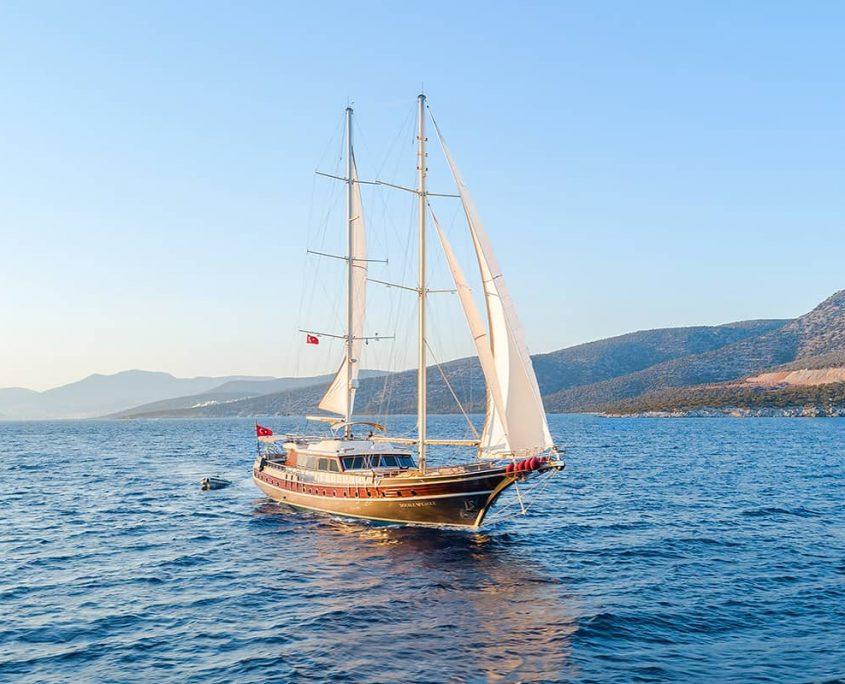 DOUBLE EAGLE Sailing