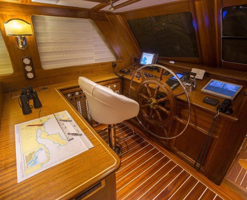 ECE BERRAK Captains place