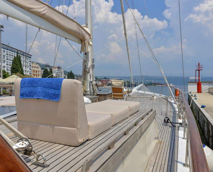SUMMER PRINCESS Sun deck